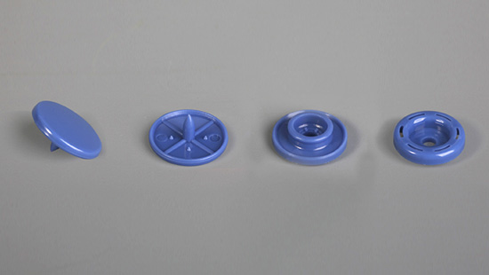 14mm plastic snap button