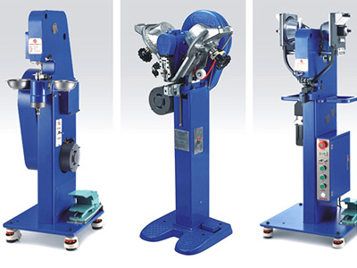 Fuming automatic buckle machine adapts to the times and changes the industrial chain!